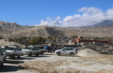 Experience Upper Mustang 4wd jeep tour