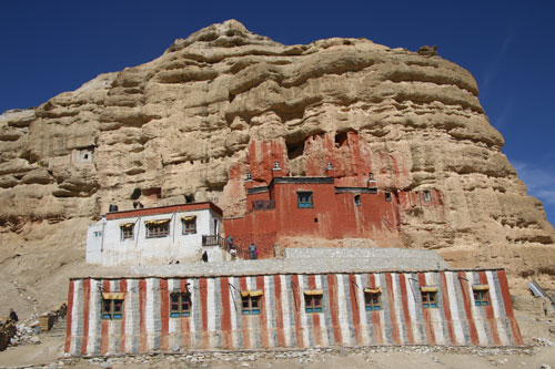 Upper Mustang Cave | Shija Jhong Cave