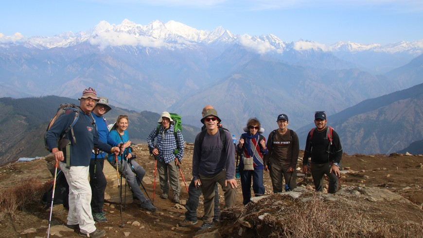 GOsaikunda and lauribinak pass trekking