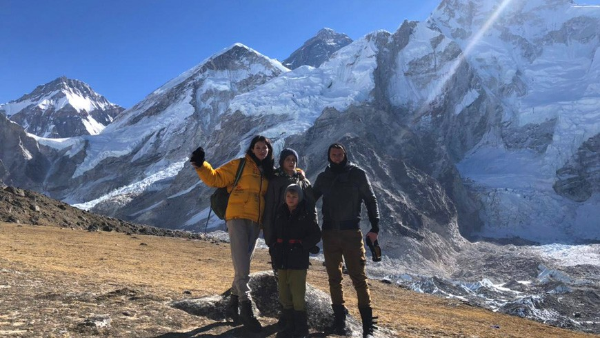 Everest Helicopter Tour After Covid