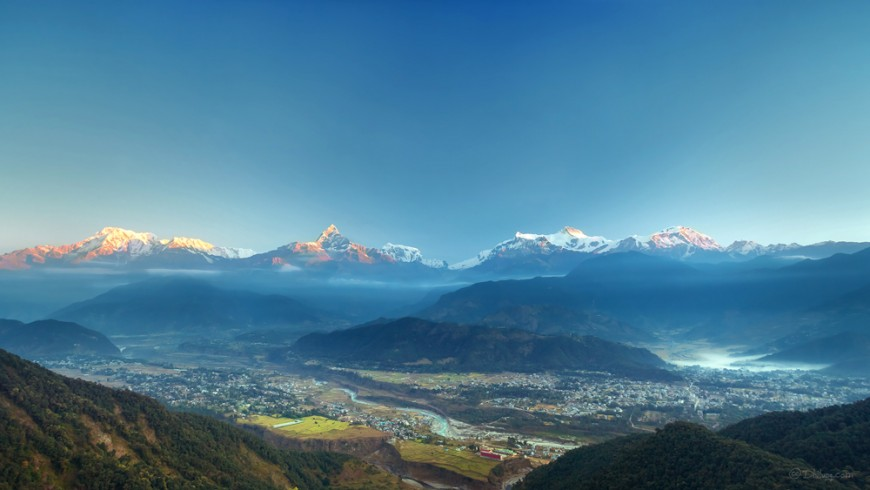 Holiday in Pokhara