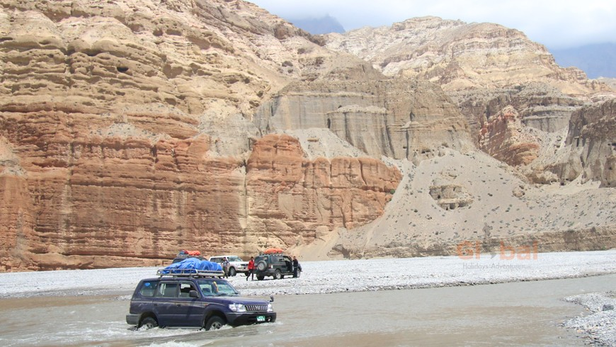 Upper Mustang Tiji Jeep Tour